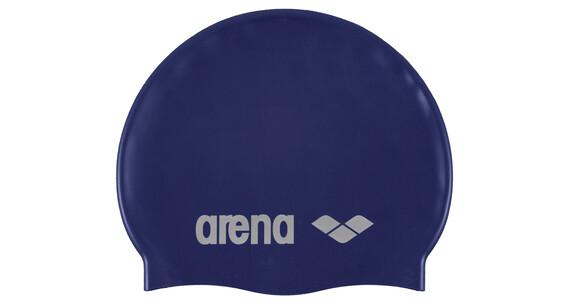 arena Classic Bathing Cap Silicone blue